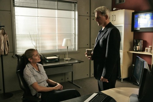 Louise Lombard in NCIS Legend