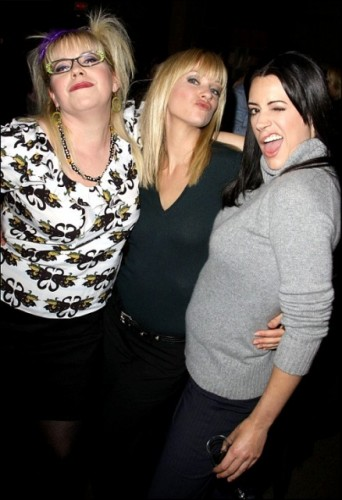 100th episode of Criminal Minds - Celebration (Paget, A.J.,  Kirsten