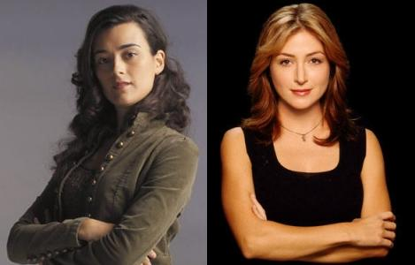 Ziva David vs Kate Todd